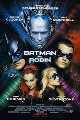 Batman in Robin - Batman & Robin