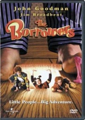 Škratje - The Borrowers