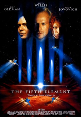 Peti element - The Fifth Element