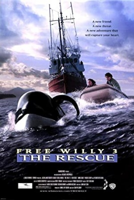 Willy 3 - Free Willy 3: The Rescue