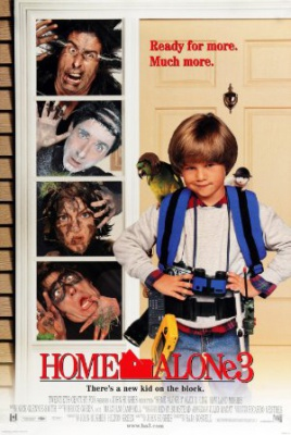 Sam doma 3 - Home Alone 3