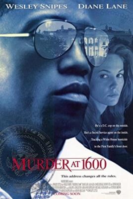 Umor v Beli hiši - Murder at 1600