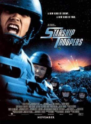 Vesoljski bojevniki - Starship Troopers