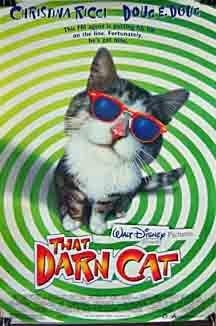 Ta vražji maček - That Darn Cat