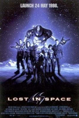 Izgubljeni v vesolju - Lost in Space