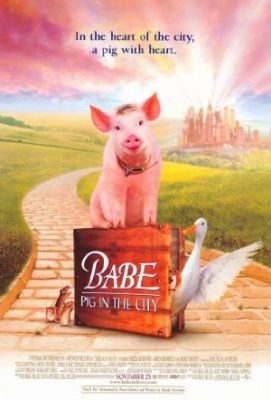 Babe 2 - Babe: Pig in the City