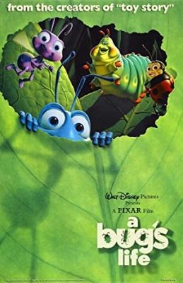 Življenje žuželk - A Bug's Life