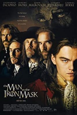 Človek z železno masko, film