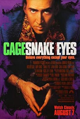 Kačje oči - Snake Eyes