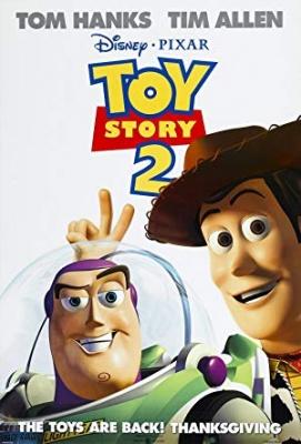Svet igrač 2 - Toy Story 2