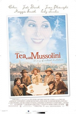 Čaj z Mussolinijem - Tea with Mussolini