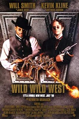Divji divji zahod - Wild Wild West