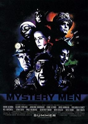 Skrivnostni junaki - Mystery Men