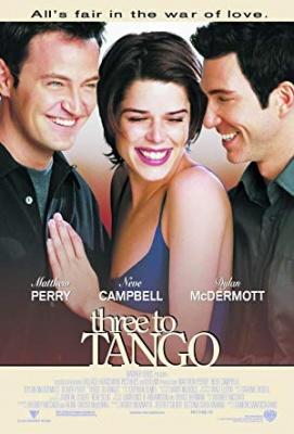 Trije za tango, film