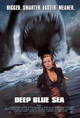Globoka modrina - Deep Blue Sea