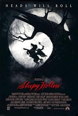 Brezglavi jezdec - Sleepy Hollow