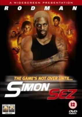 Eksplozivni Simon - Simon Sez