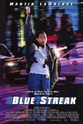Oropaj policijsko postajo - Blue Streak