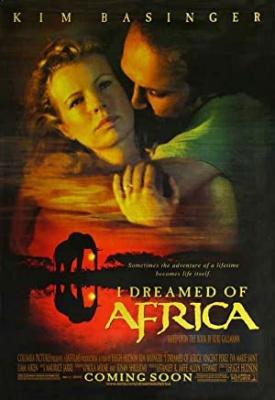 Sanjam o Afriki - I Dreamed of Africa