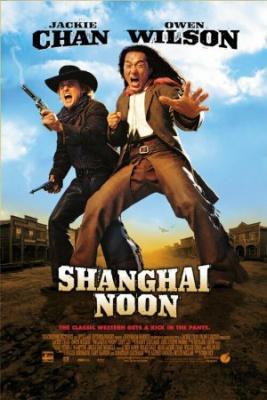 Opoldanski obračun - Shanghai Noon