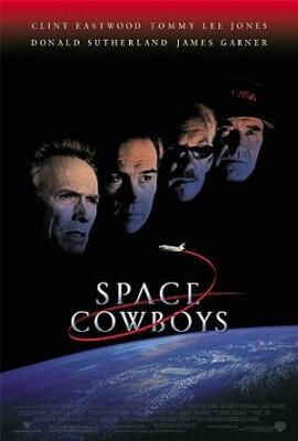 Vesoljski kavboji - Space Cowboys