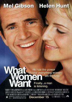 Kaj ženske ljubijo - What Women Want