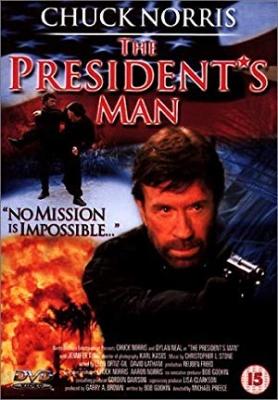Predsednikovi možje - The President's Man