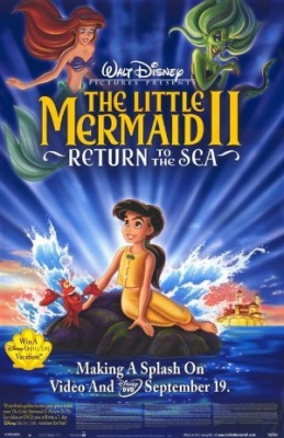 Mala morska deklica II - The Little Mermaid 2: Return to the Sea
