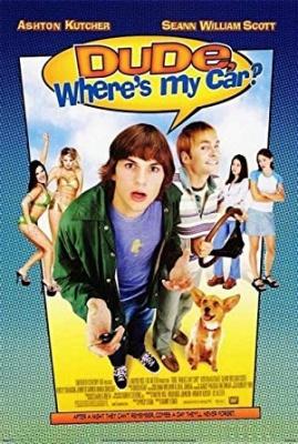Stari, kje je moj avto? - Dude, Where's My Car?