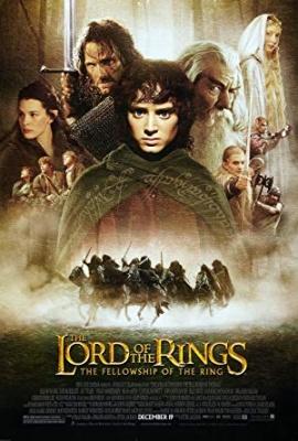 Gospodar prstanov: Bratovščina prstana - The Lord of the Rings: The Fellowship of the Ring