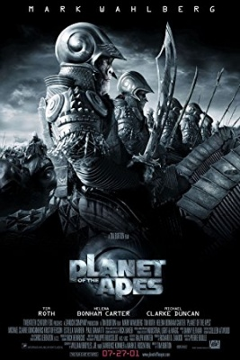Planet opic - Planet of the Apes