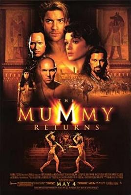 Mumija se vrača - The Mummy Returns