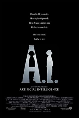 A.I. - umetna inteligenca - A.I. Artificial Intelligence