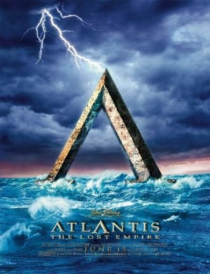 Atlantida: Izgubljeno cesarstvo - Atlantis: The Lost Empire