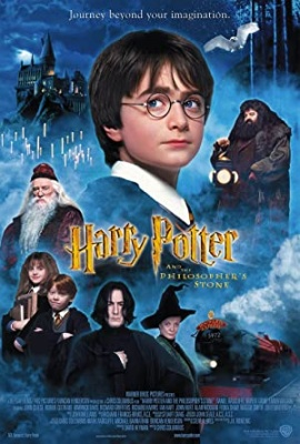 Harry Potter in kamen modrosti - Harry Potter and the Sorcerer's Stone