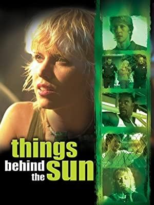 Skrivnost v senci - Things Behind the Sun
