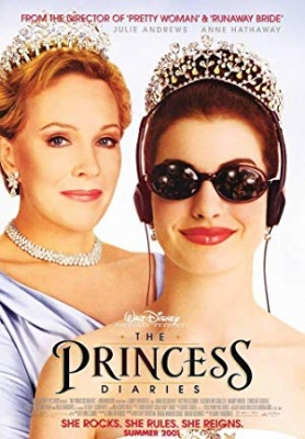 Princeskin dnevnik - The Princess Diaries