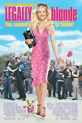 Blondinka s Harvarda - Legally Blonde