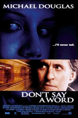 Niti besede - Don't Say a Word