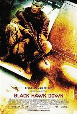 Sestreljeni črni jastreb, film