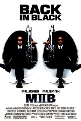 Možje v črnem 2 - Men in Black II