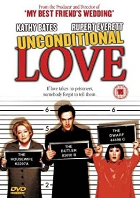 Brezpogojna ljubezen - Unconditional Love