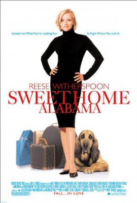 Melanie se poroči - Sweet Home Alabama