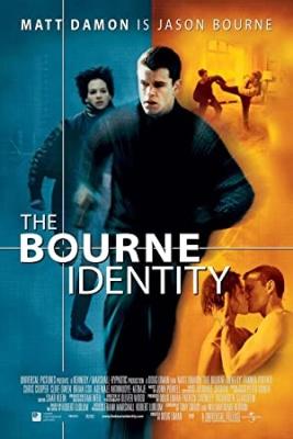Kdo je Bourne? - The Bourne Identity