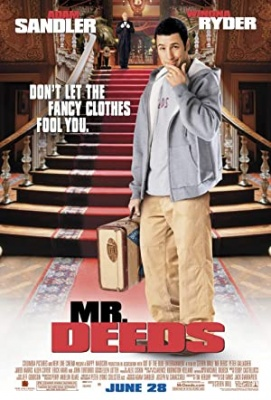 Naključni milijonar - Mr. Deeds