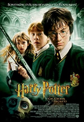Harry Potter in dvorana skrivnosti - Harry Potter and the Chamber of Secrets