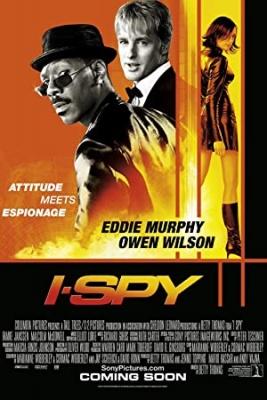 Jaz, vohun - I Spy