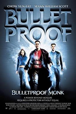 Zaščitnik - Bulletproof Monk