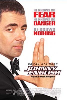 Johnny English, film