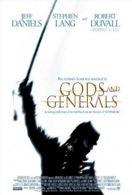Bogovi in generali - Gods and Generals